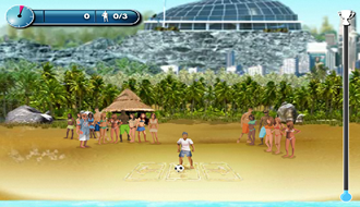 Beach Soccer Tricks